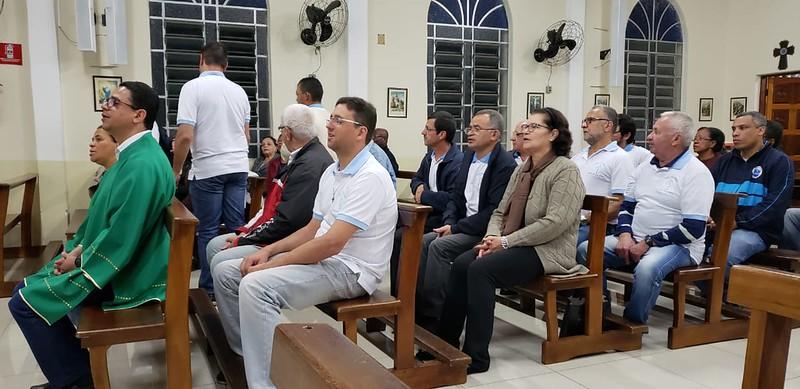 Capela São Mateus festeja seu padroeiro