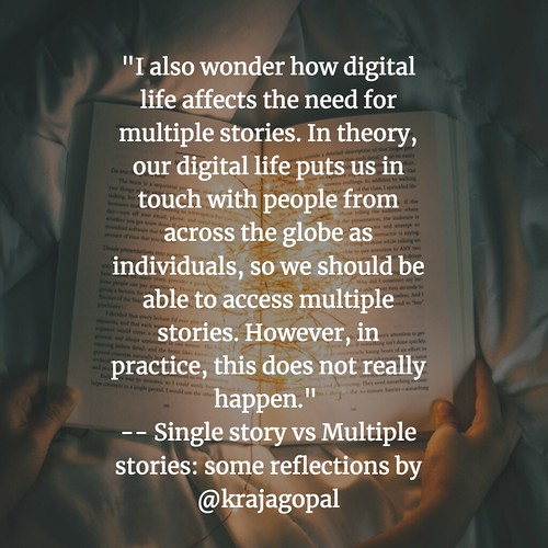 Multiple Stories and the Digital World