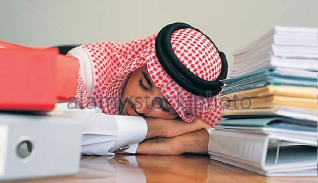 2647 12 Best Excuses if you fall asleep in Office during working hours