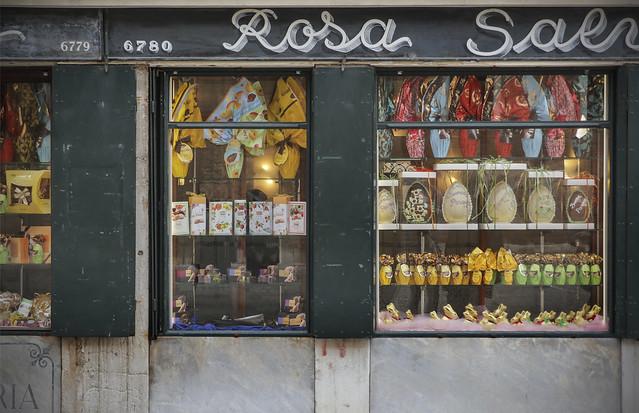 Rosa Salva, Venice