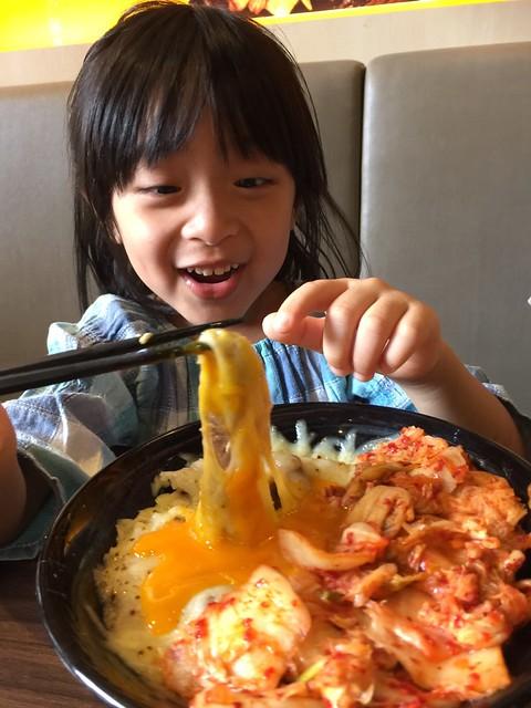 (食記)台北市捷運中山站或台北車站-【新丼】21種創意丼飯~味噌湯、小菜都可以無限續