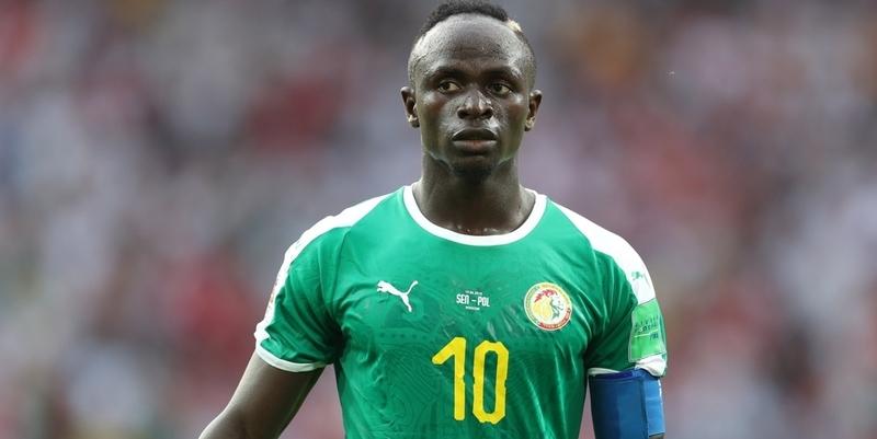Mane menderita cedera tangan dalam pelatihan Senegal