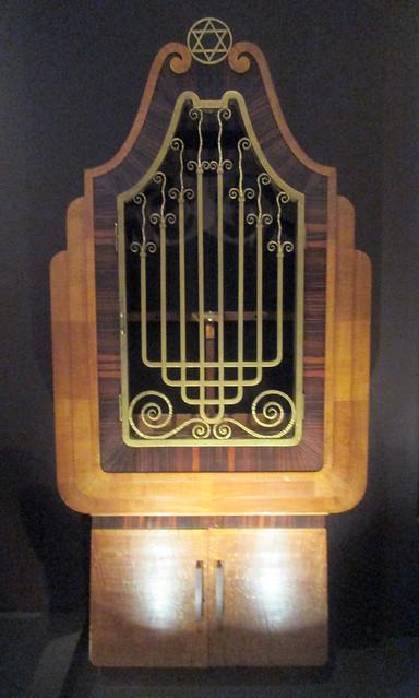 Art Deco Ocean Liner Torah Ark