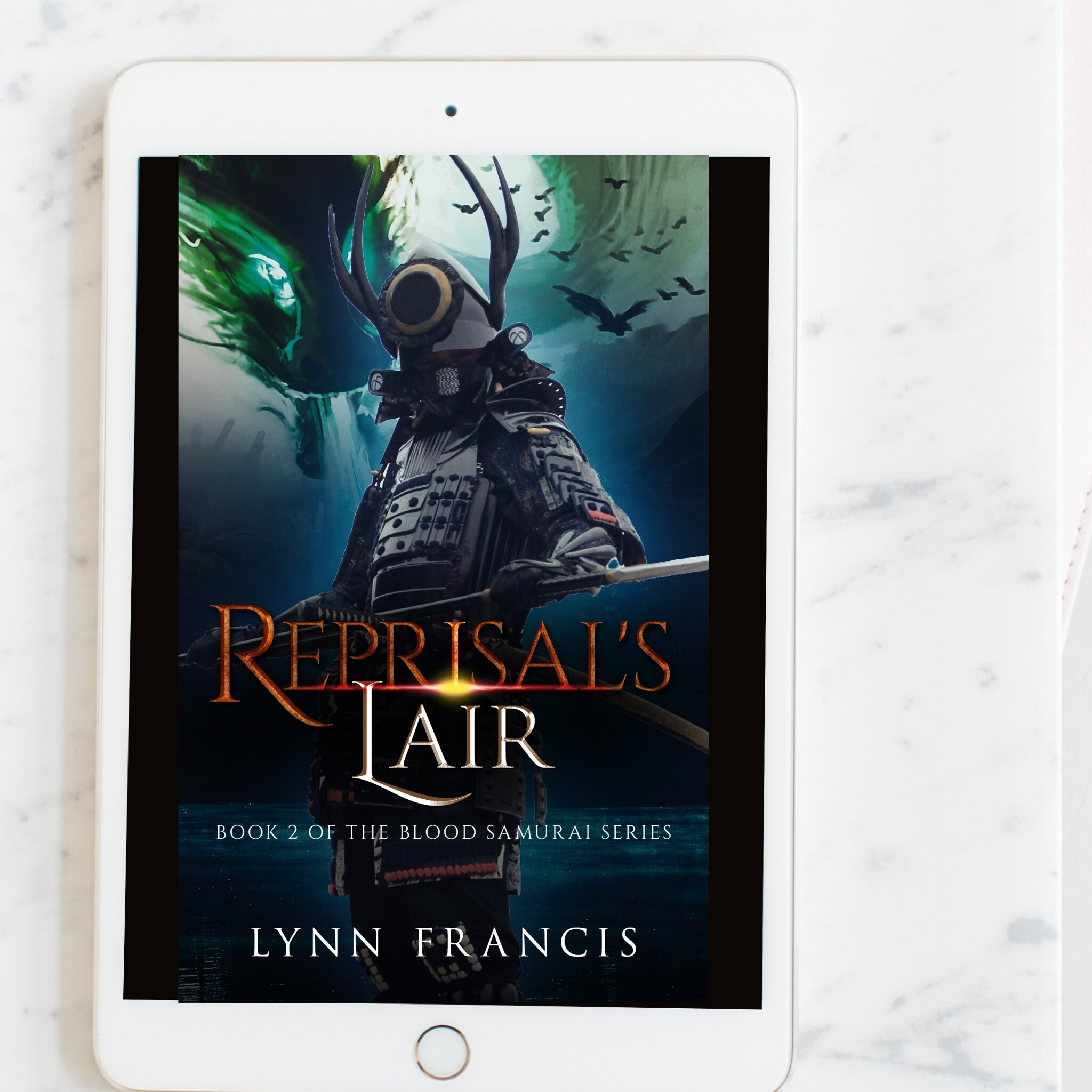 Reprisal's lair book 2 of the blood samurai fantasy