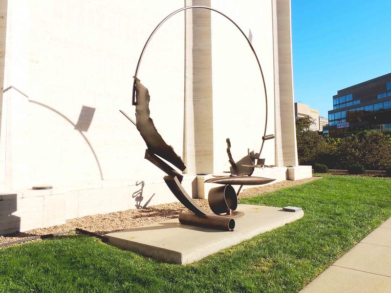 NU Outdoor Sculptures