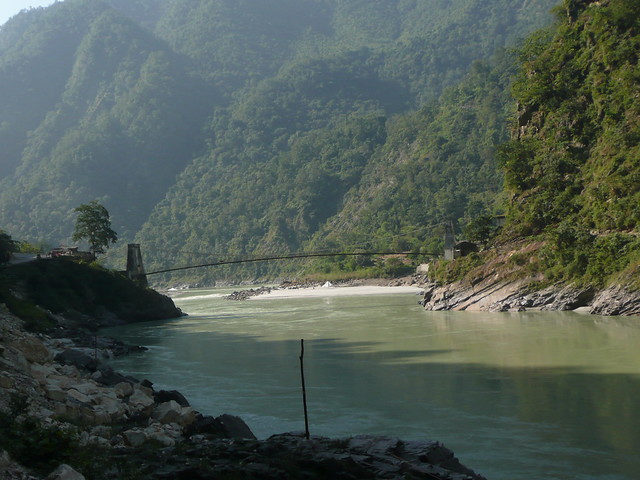 between Rishikesh und Dev, Panasonic DMC-TZ3