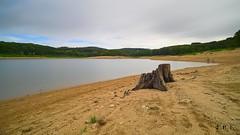 Lac de Panecière / Morvan / France