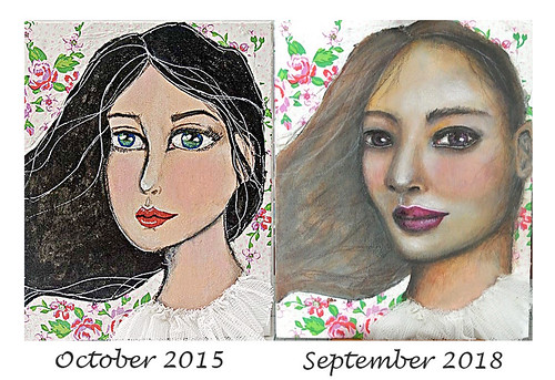 Reworked--mixed-media-girl-on-canvas