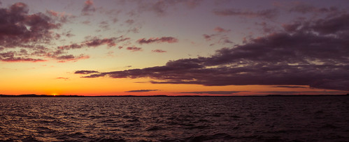 Sunset Lake Mendota