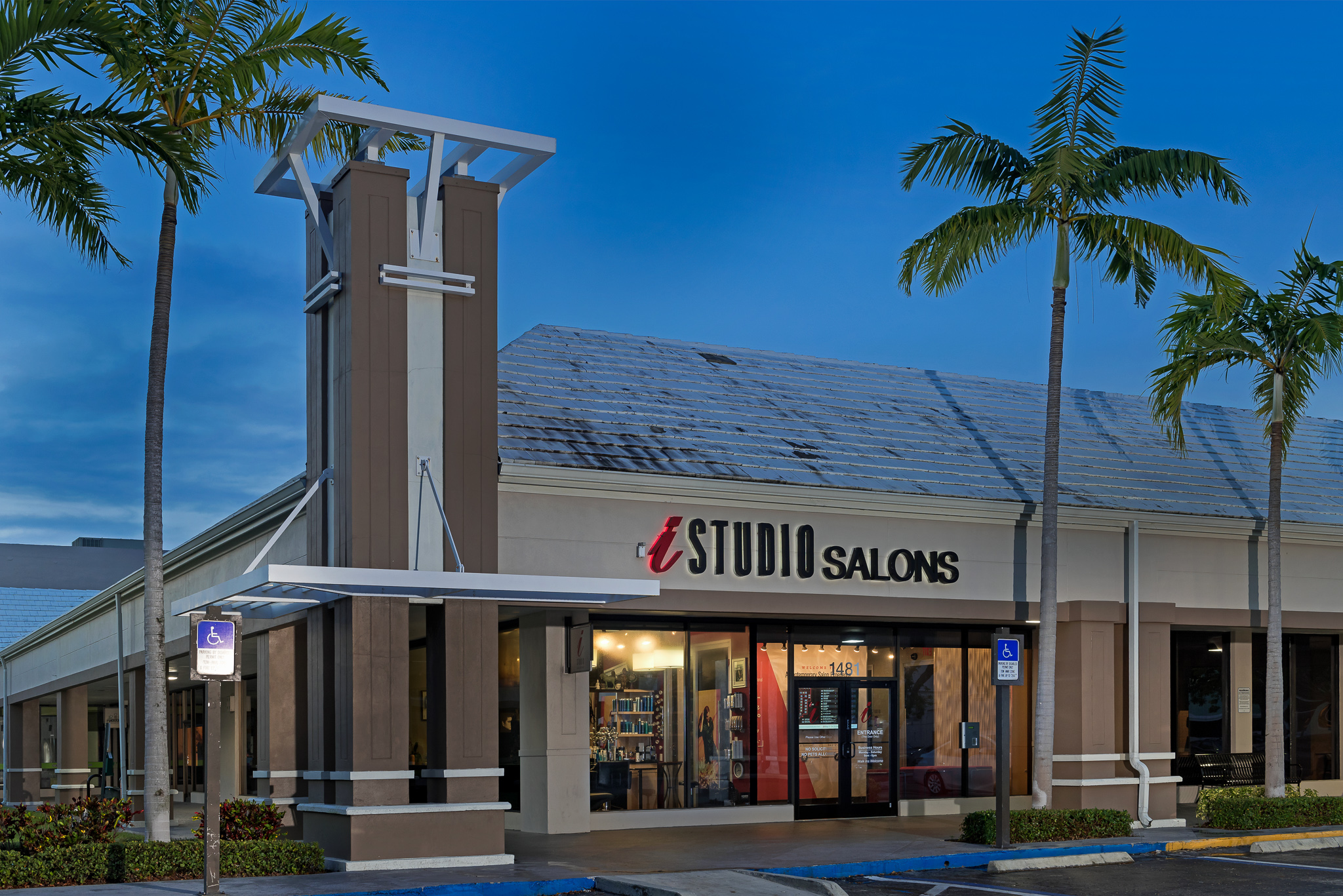 iStudio Salons Southport Fort Lauderdale