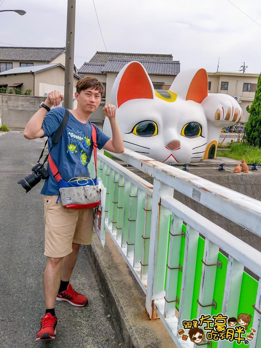 招財貓的故鄉 日本常滑市-91
