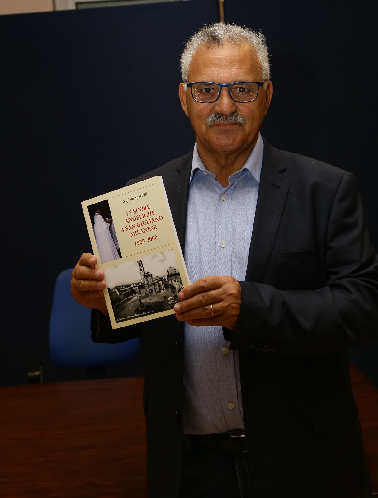 Stefano Sportelli - Il libro