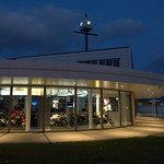 BMW Motorrad - the Bowker Motor Group at Preston Docks
