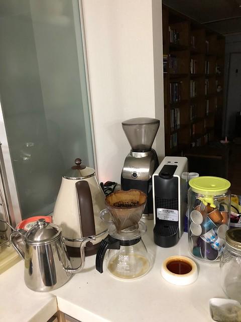 현재 커피 환경