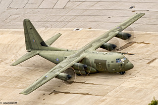 DSC_3252 copyright 2: RAF Lockheed C130 Hercules C5P (ZH888)