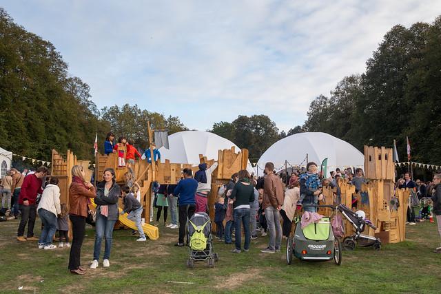 Openingsweekend Arenbergfestival