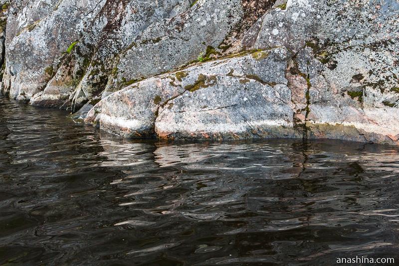 Камни, Ладожское озеро