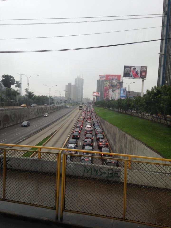 J3 : 20 septembre 2018 : Trajet de Lima à Huaraz