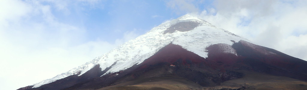 J19 : 6 octobre 2018 : Ascension du Volcan Cotopaxi (5897 m)