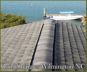 roof shingle repair in Wilmington, NC