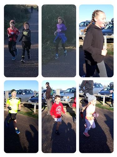 Gedling junior parkrun 28th October 2018