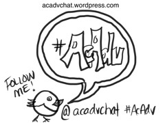 Chat with @AcAdvChat #SAproART