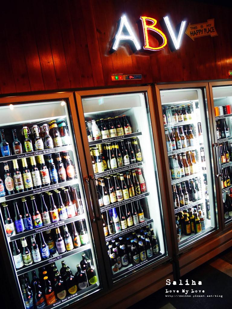 ABV閣樓餐酒館頂樓景觀餐廳啤酒小酌球賽 (1)