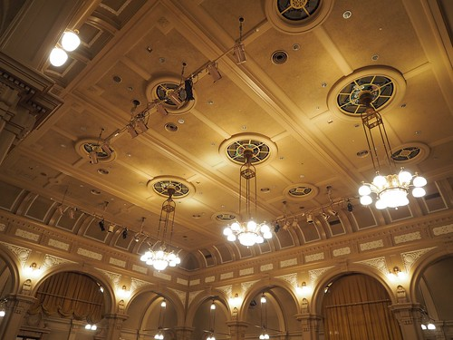 大阪市中央公会堂中集会室