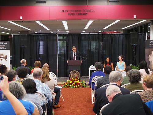 Mary Church Terrell Main Library Dedication