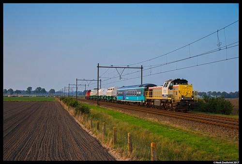 Lineas 7783, Nispen 26-09-2017