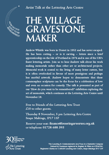 The Village Gravestone Maker