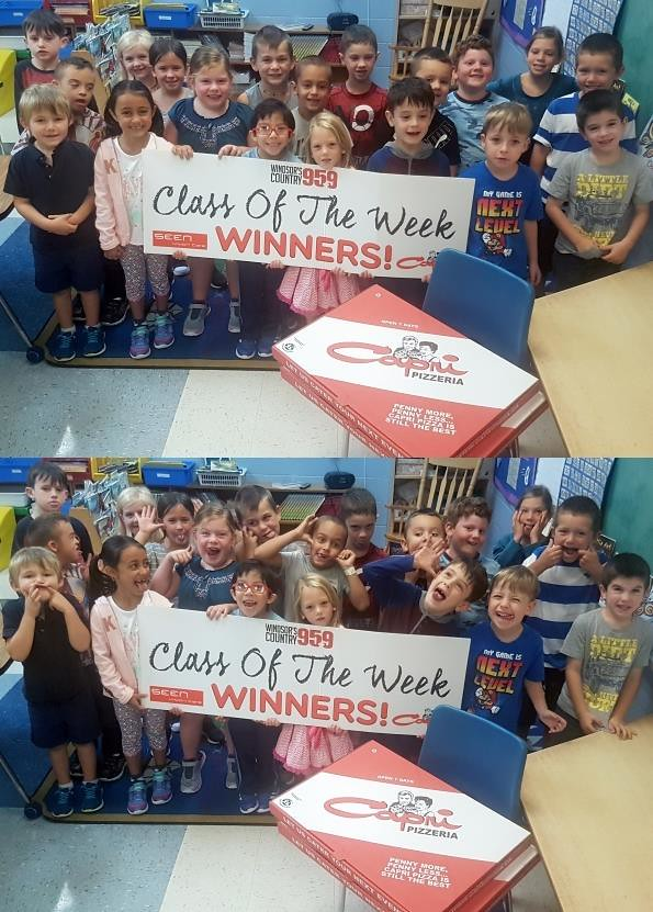 Class of the Week pic Sept 12
