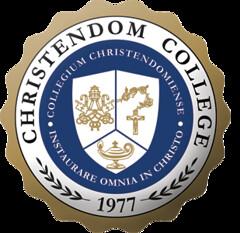 Christendom-College-seal