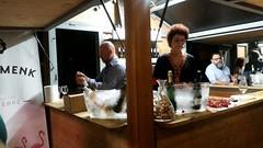 CAMBRILS. Entrada Pais del vi.