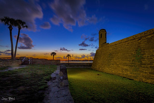 Castillo de San Marcos Sunrise 1 | by Jason Blalock