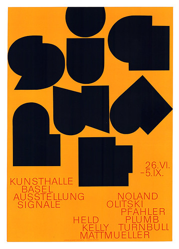 Peter von Arx, Letterform in Posters and Film