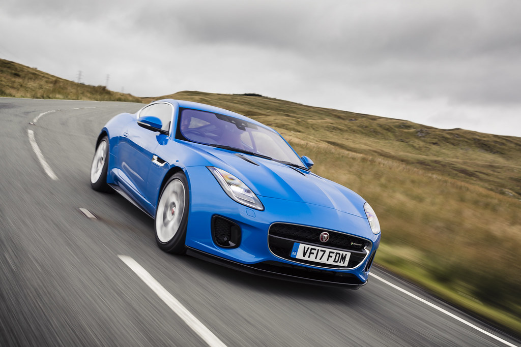 Comprar Jaguar F-Type