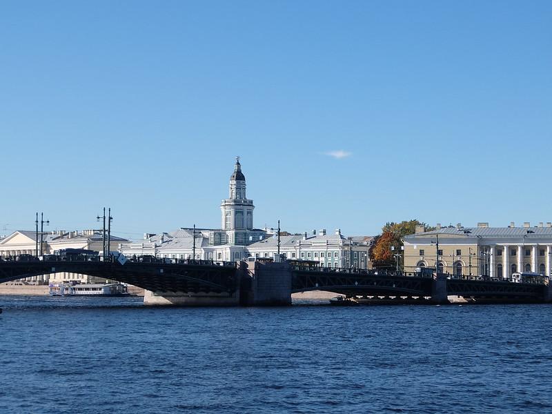 Санкт-Петербург - Кунсткамера