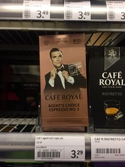10.2018 - thank god this coffee is Robbie Williams approved