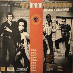THE BRAND NEW HEAVIES:STAY THIS WAY(JACKET B)