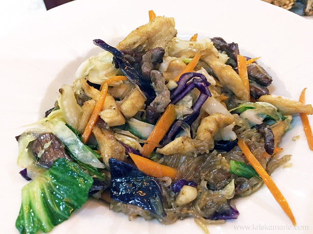 Asian Wok Noodles from Fusion