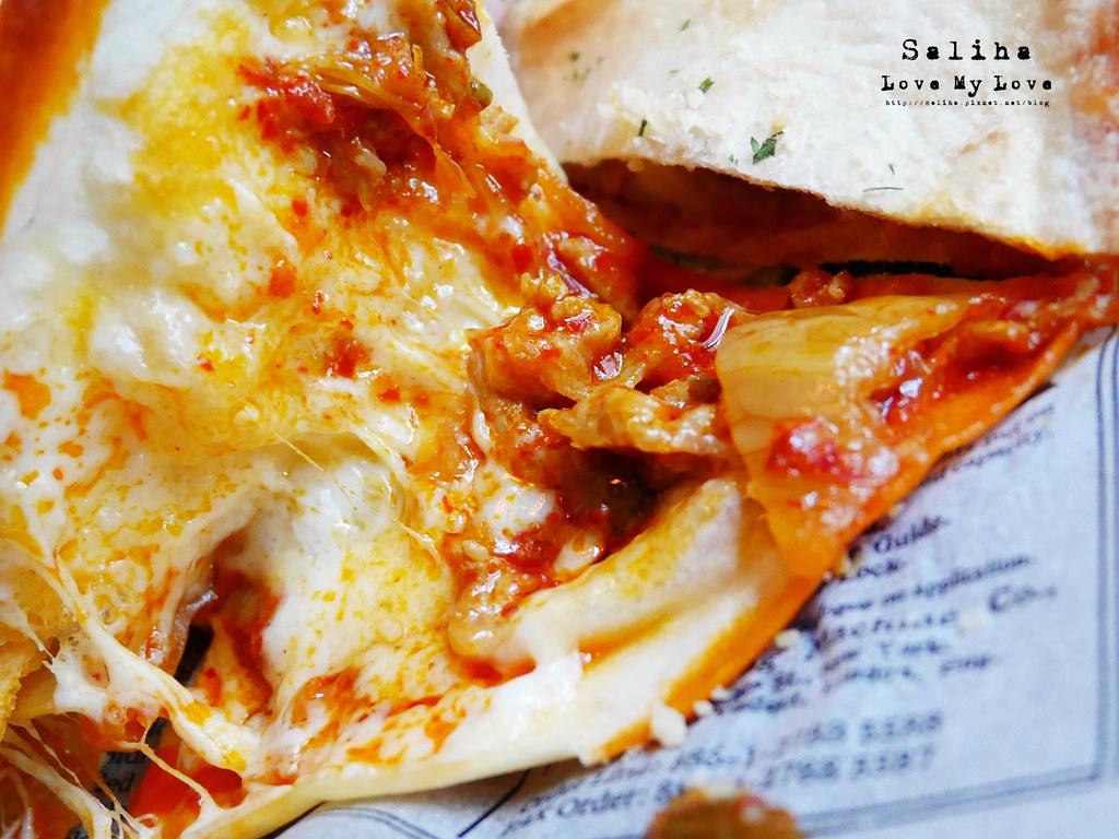 台北2J CAFE好吃餐點推薦韓式拌飯烤餅 (8)
