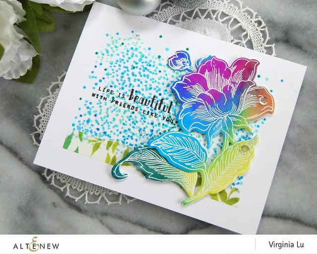 Altenew-EngravedFlowersStampDie-KindConfetti-Virginia#3
