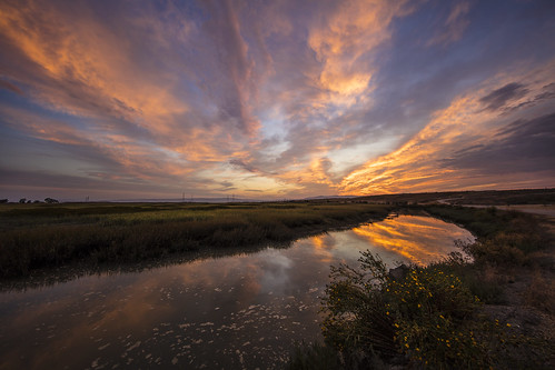 canon5dsr landscape water reflection clouds sky colour sunrise dawn morning outdoors nature california usa