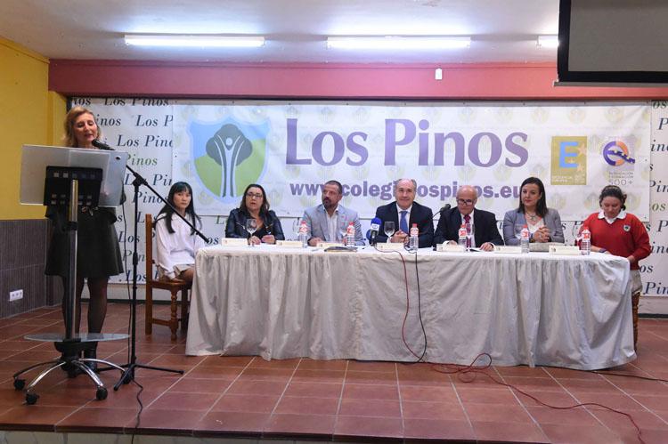 COLEGIO LOS PINOS ACTO OFICIAL DE APERTURA DEL CURSO 2018-20193
