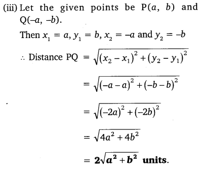 NCERT Solutions for Class 10 Maths Chapter 7 Coordinate Geometry 2
