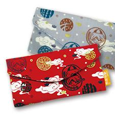 YUKO布紅包袋【版型下載】