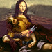 Samson and Delilah by jaci XIII