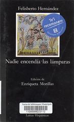 Felisberto Hernández, Nadie encendía las lámparas
