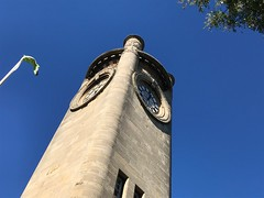 Horniman Museum tower